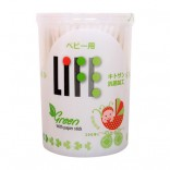 Bông tai Life Baby hộp 200 que