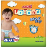 Bỉm dán Goon Friend XL22